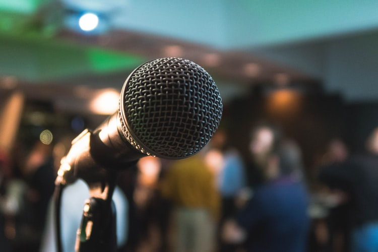 Public Speaking - The Contribution Of Language Skills Here